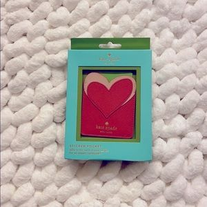 Kate Spade super cute phone pocket